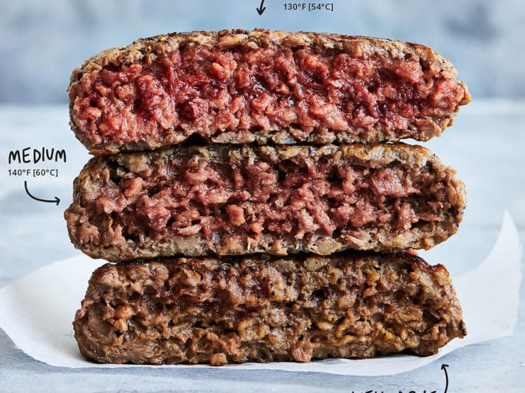 Impossible Foods Impossible Burger