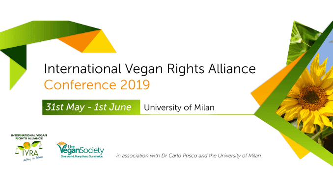 International Vegan Rights Alliance Conference 2019