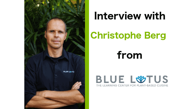 Interview with Christophe Berg from Blue Lotus Hua Hin Business Coaching