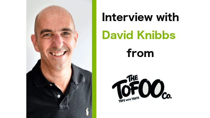 Interview with David Knibbs from Tofoo Co