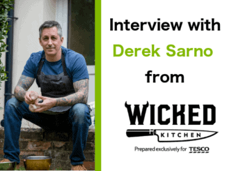 Interview with Derek Sarno Wicked Kitchen