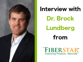 Interview with Dr. Brock Lundberg from Fiberstar, Inc.