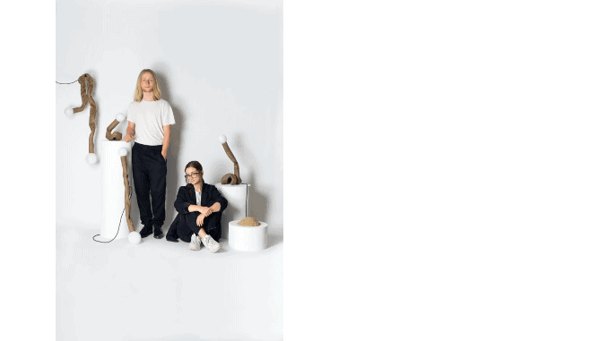 Interview with Giulia and Johannes from High Society