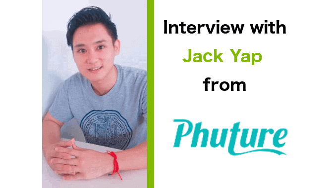 Interview with Jack Yap from Phuture Foods