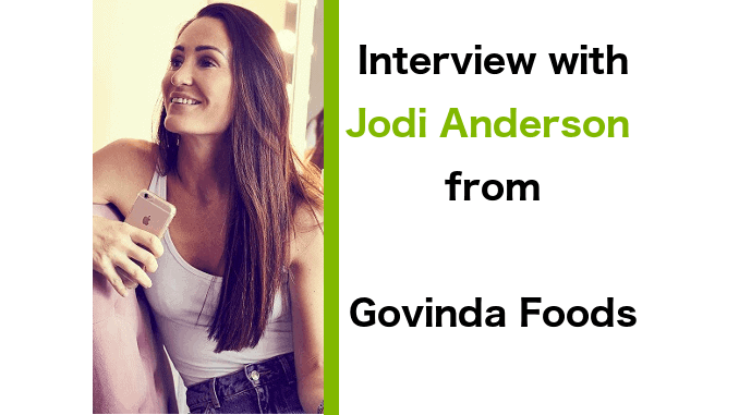 """Govindas Foods: """"Our Mission is to Develop, Create, Innovate and Dominate the Vegan Industry With Amazing Products"""""""