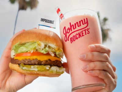 JR_ImpossibleBurger_VeganShake Johnny Rockets
