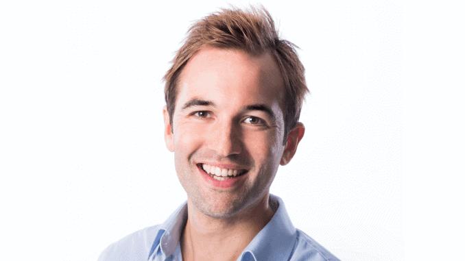 Jack Bean founder Mathijs Huis in 't Veld
