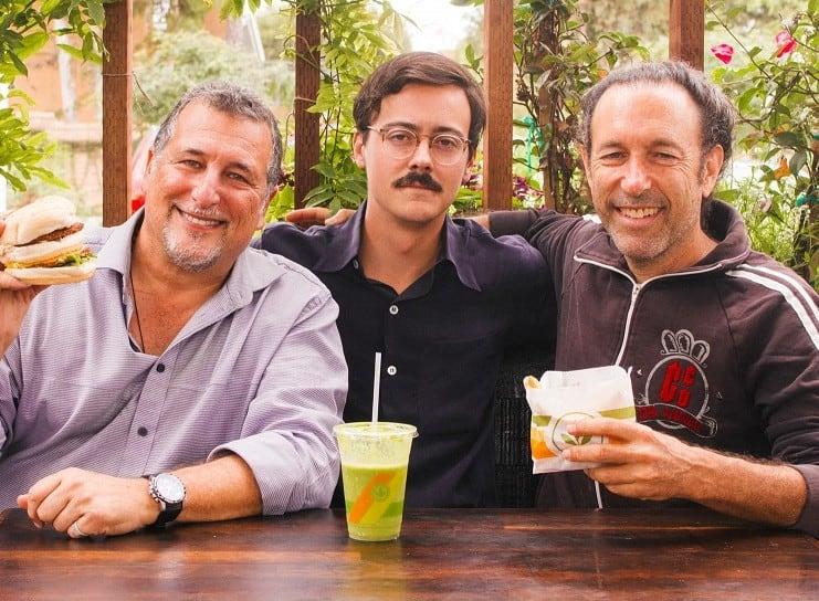 Jeffrey, Zach & Mitch PPFF