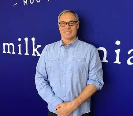 Jim Richards courtesy of Milkadamia