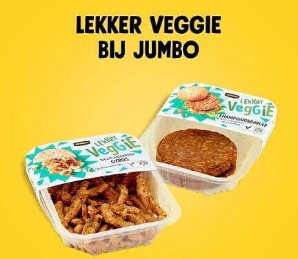 Lekker Veggie Jumbo