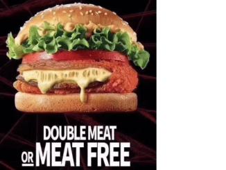 KFC China Meatless Burger