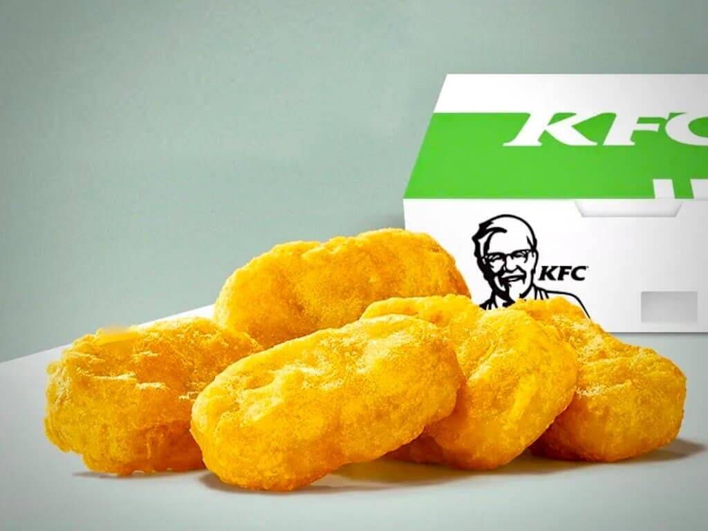 """KFC Russia to Trial 3D Printed Chicken Nuggets, GFI Says """"We Hope it Creates Something Like the Space Race"""""""