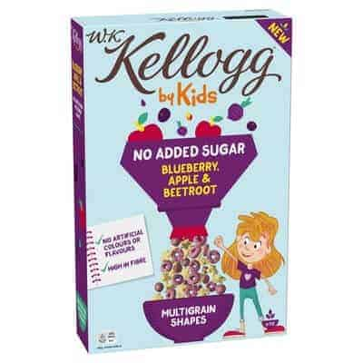Kellogg's Develops Vegan Breakfast Cereals for Kids, While its Classic Cereals Still not Vegan Friendly Despite Petitioning