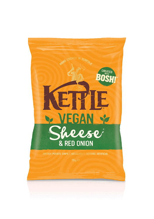 Kettle chips vegan