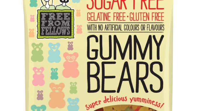 vegan gummy bears