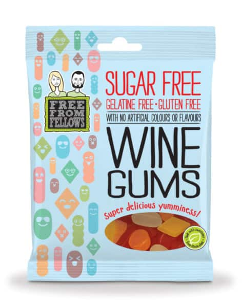 Free From Fellows wine gums