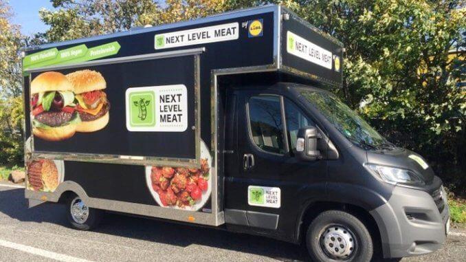 Lidl tourt mit veganen Produkten durch Deutschland