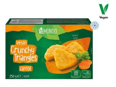 Lidl Vemondo triangles