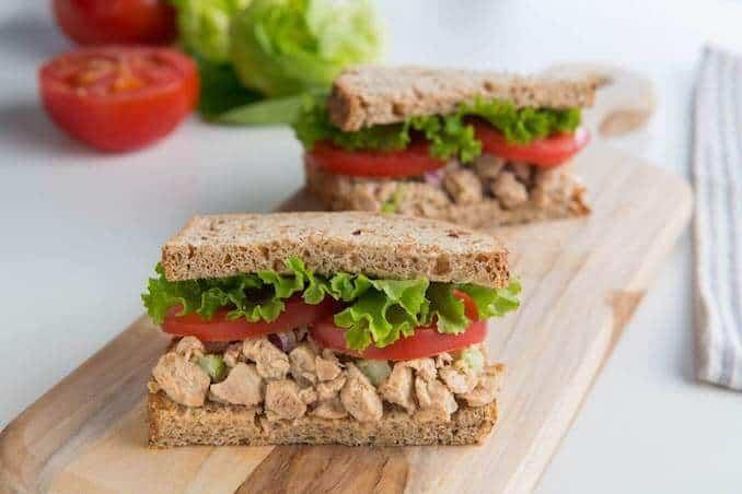TUNO sandwiches