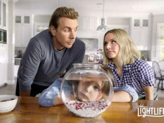 Lightlife and Kristen Bell Small