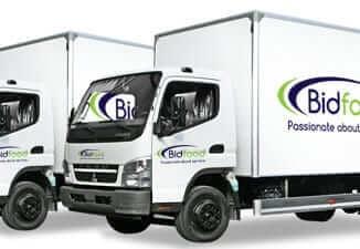 Logistics-Trucks