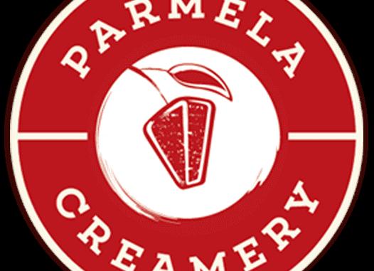 parmela creamery Logo