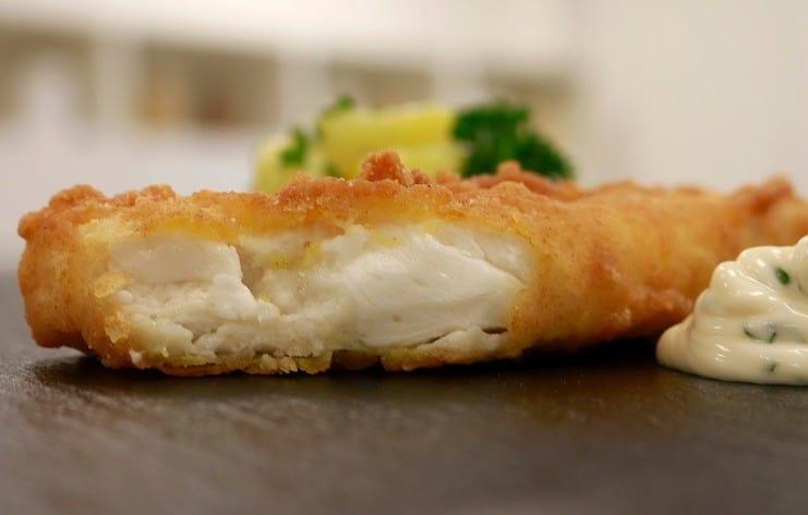 Loryma vegan Fried Fish