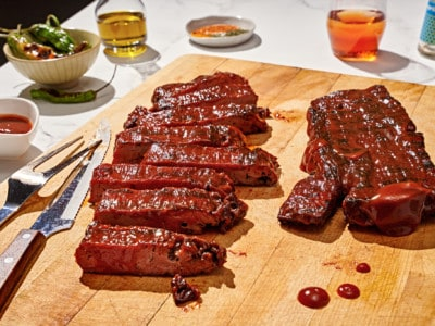 Louie's Plant Based Ribs