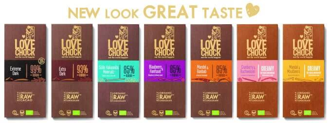 Lovechock chocolate