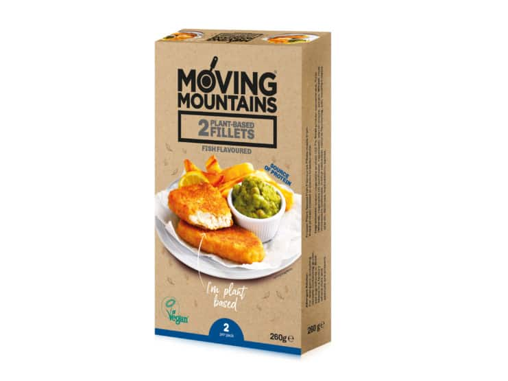 Moving Mountains fish fillet