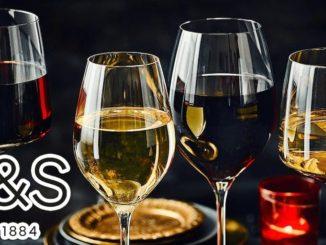 M&S wines