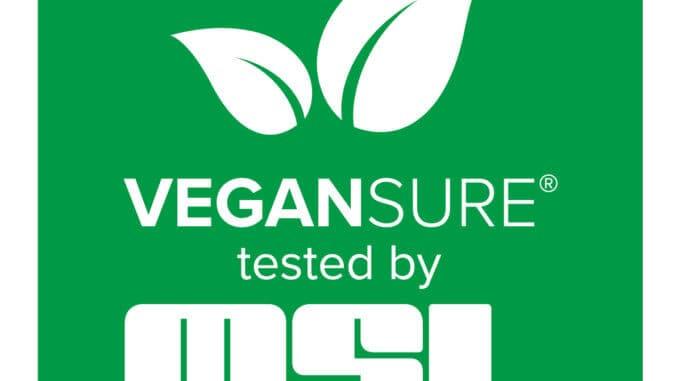 MSL VeganSure logo