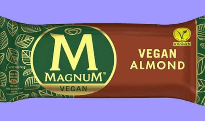 Magnum vegan Ice