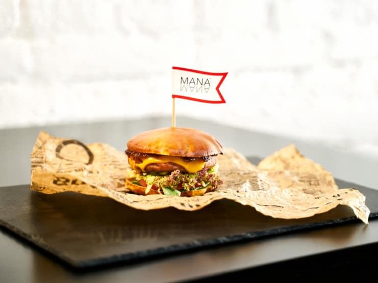 Mana Burger