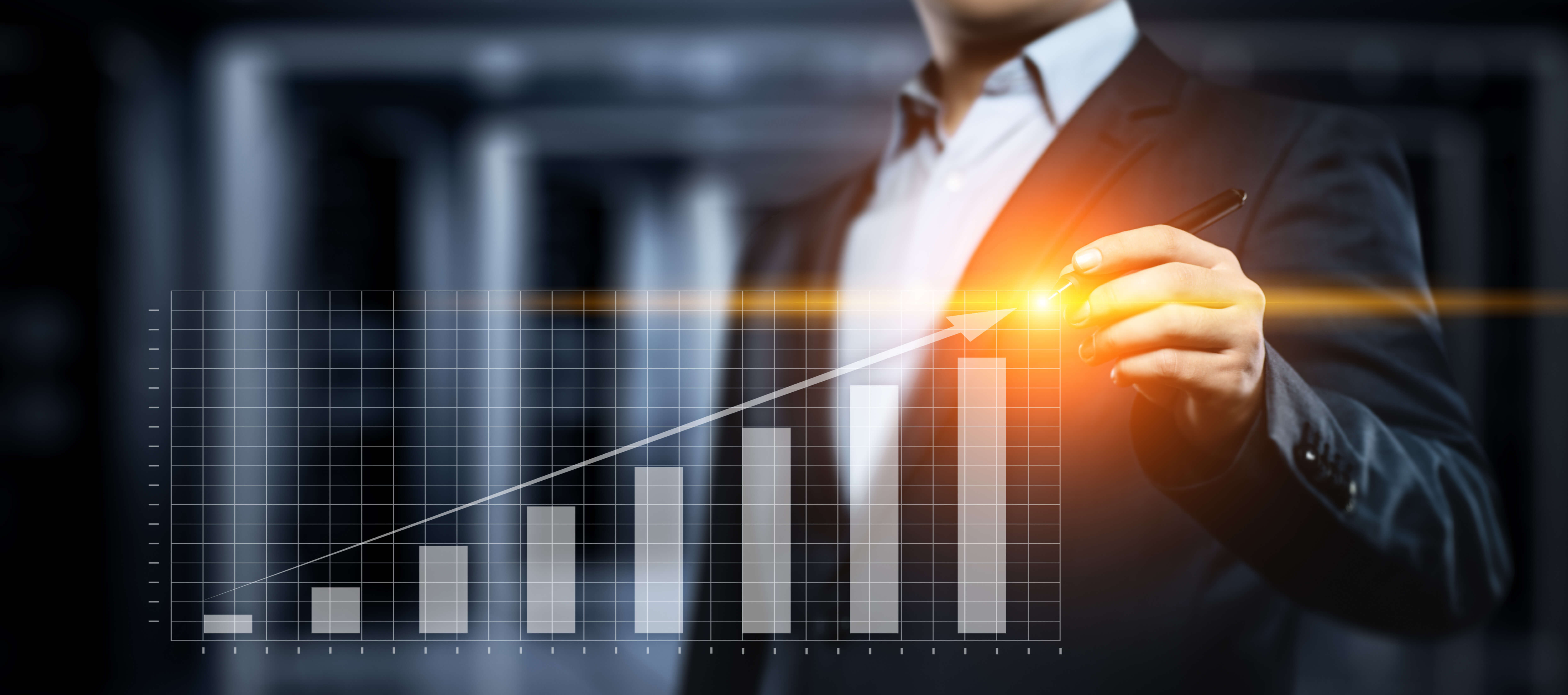 Marktentwicklungsgraph