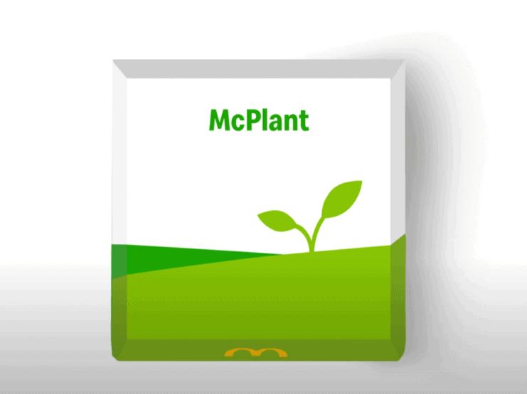 McDonald's McPlant