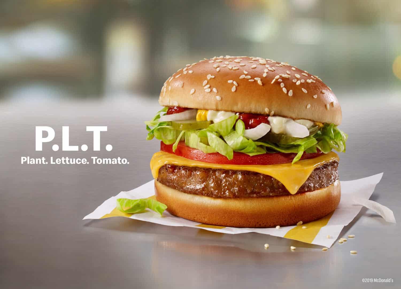 McDonalds PLT