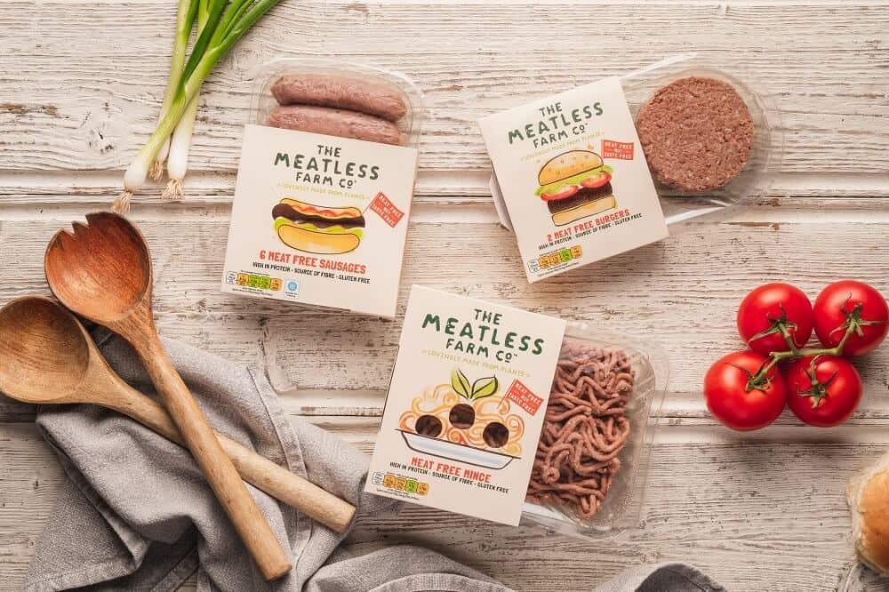 Meatless Farm Identified as Fastest Growing Brand in Meat Alternatives Market