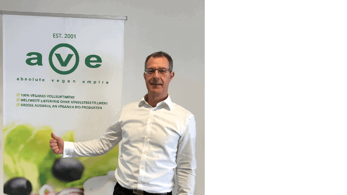 Michael Schertl, CEO der absolute Vegan Empire GmbH