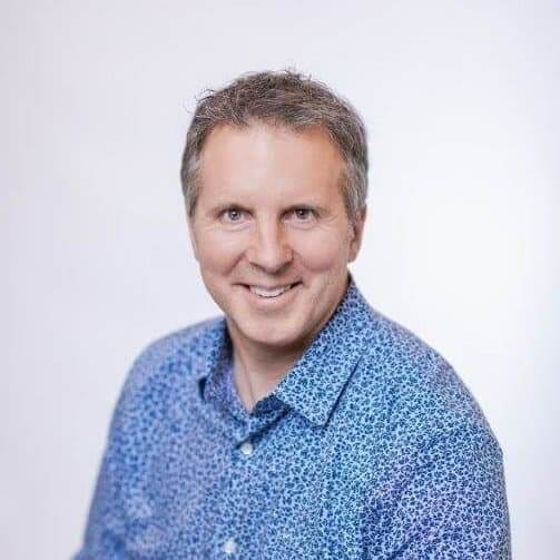 Michael Watt of Daiya Foods