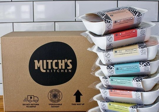 Mitch's Kitchen Product Range