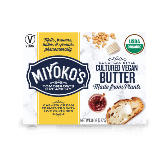 Miyoko's to Launch New Dairy-Free Products Amid Legal Battle With The State of California
