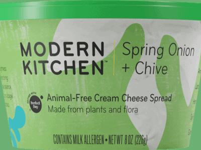 Modern Kitchen cream cheese