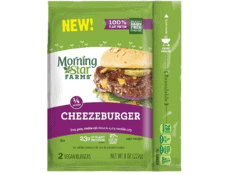 Morningstar Farms Cheezeburger