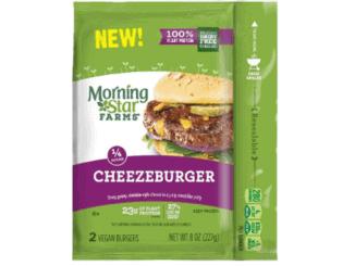 Morningstar Farms Cheezeburger