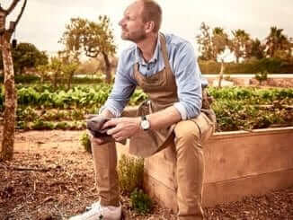 Morten Toften Bech, the Meatless Farm