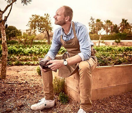 Morten Toften Bech, the Meatless Farm