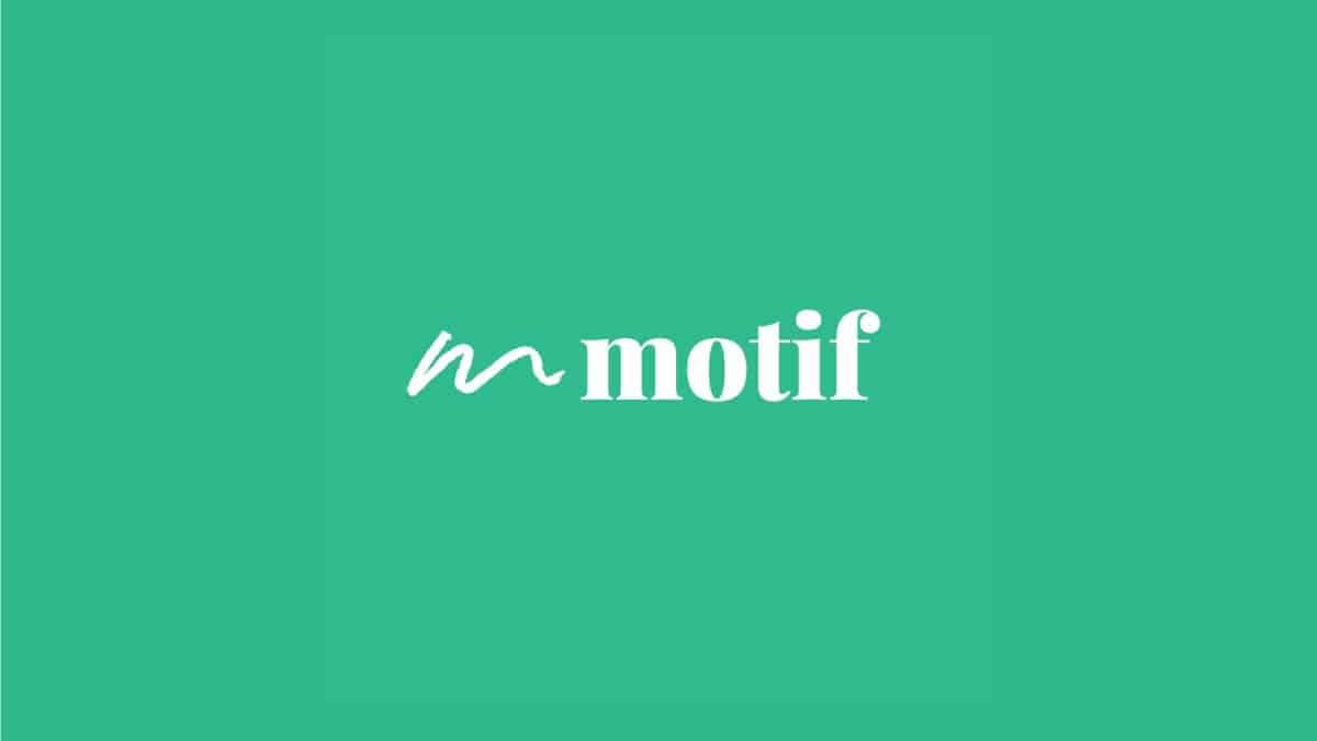 Motif Ingredients