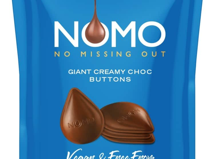 NOMO giant choc buttons