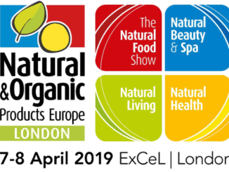 Natural & Organic Products Europe in London 2019